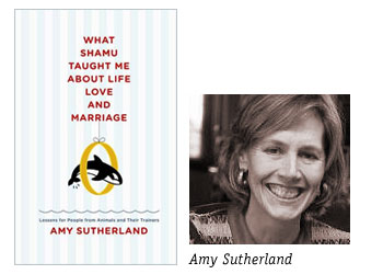 Amy Sutherland author of \
