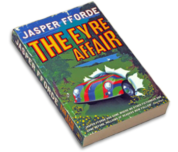 Jasper Fforde at amazon.com